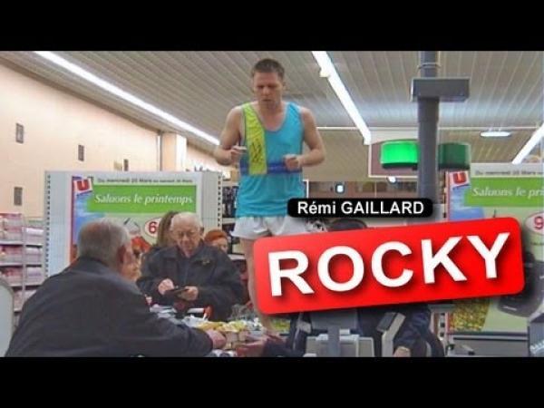 Rémi Gaillard - Rocky Balboa