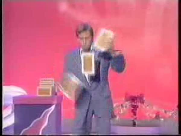 Borec - Kris Kremo a jeho krabice