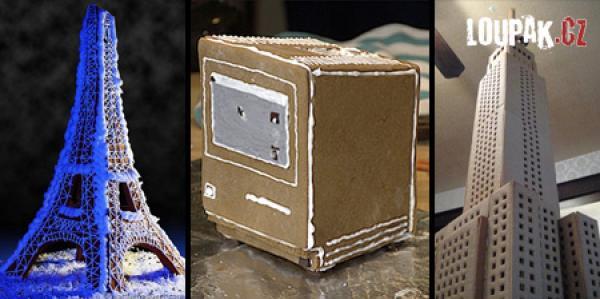 OBRÁZKY - Originální předměty z perníku