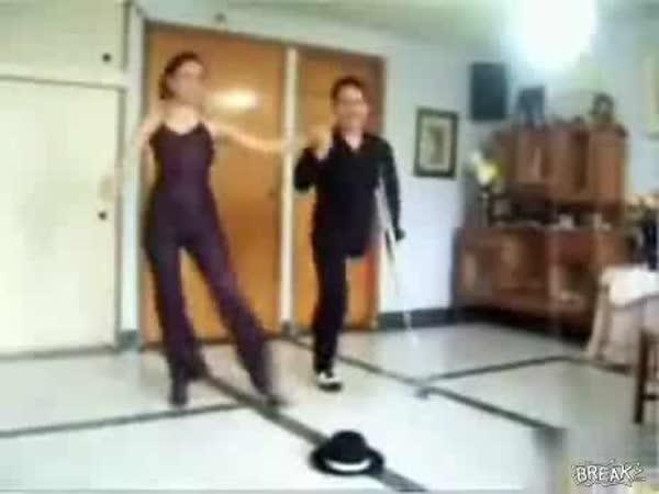 Borec - Jednonohý tanečník