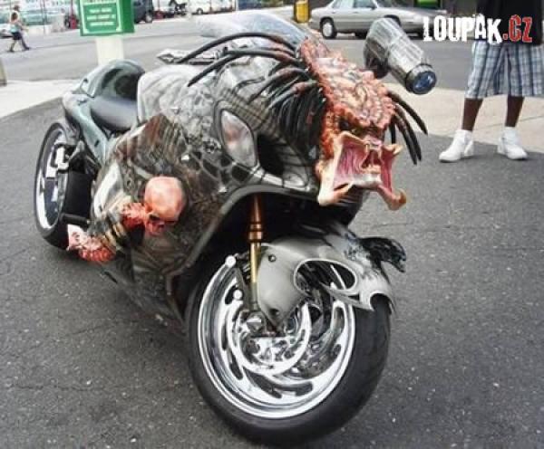 OBRÁZKY - Originální motorky