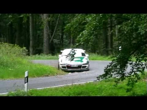 Porsche GT3 Rallye