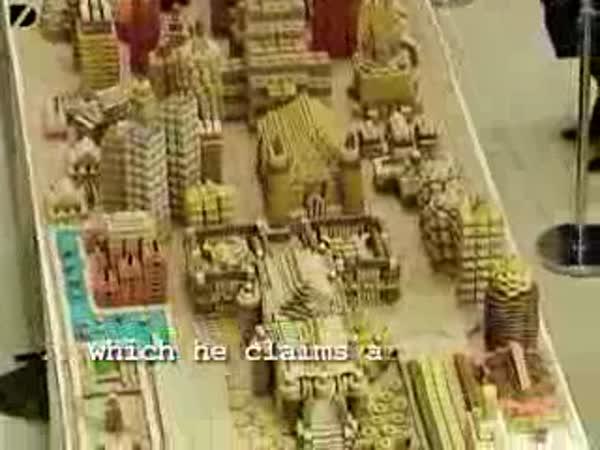 Sušenkové město