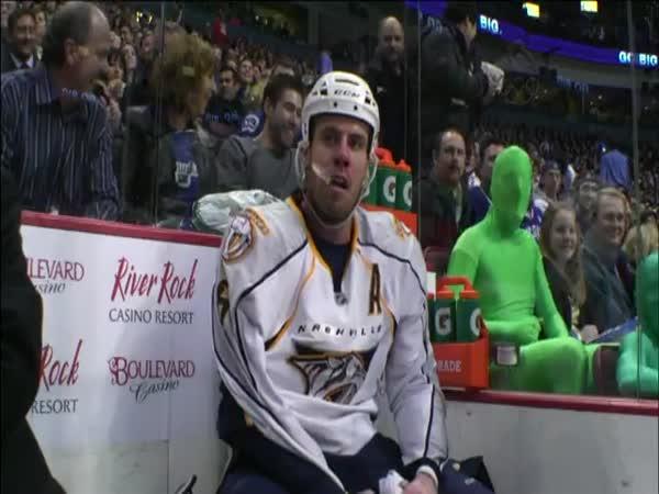 NHL - Zajímaví fanoušci