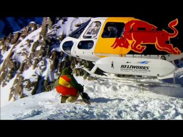 X-Games - Extreme Snowboarding