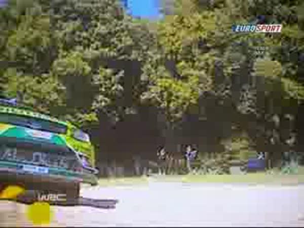 Rally - WRC nejlepší záběry 2009