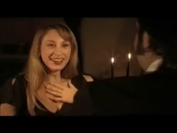 Nepovedená romantika v restauraci