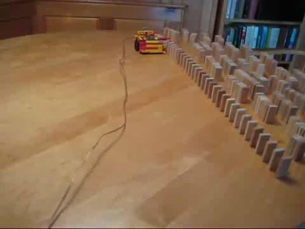 Domácí kutil - LEGO a Domino
