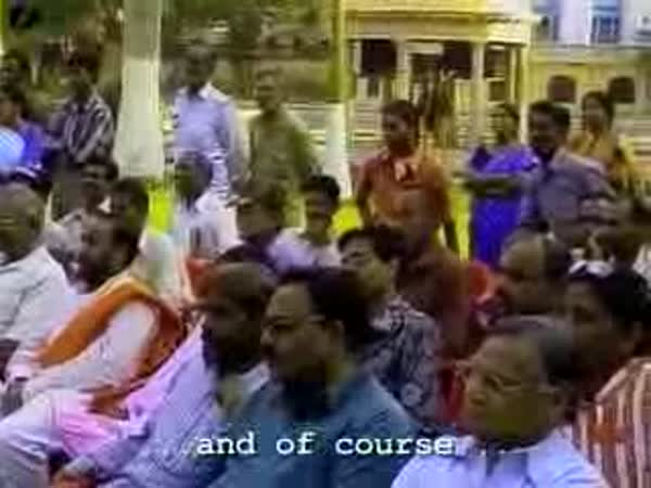 Indie - skvělí kaskadéři