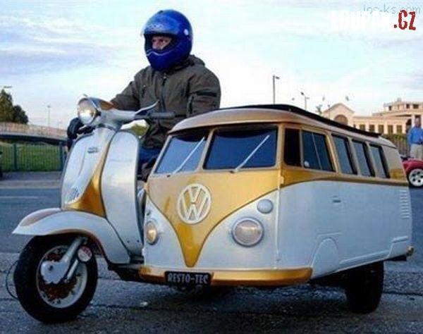 OBRÁZKY - Originální motorky 2