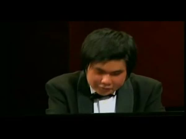 Borec - Pianista - Nobuyuki Tsujii