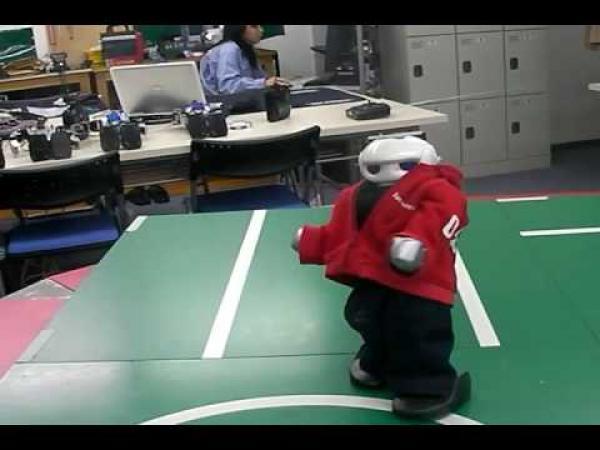 Robot - Tanečník breakdance