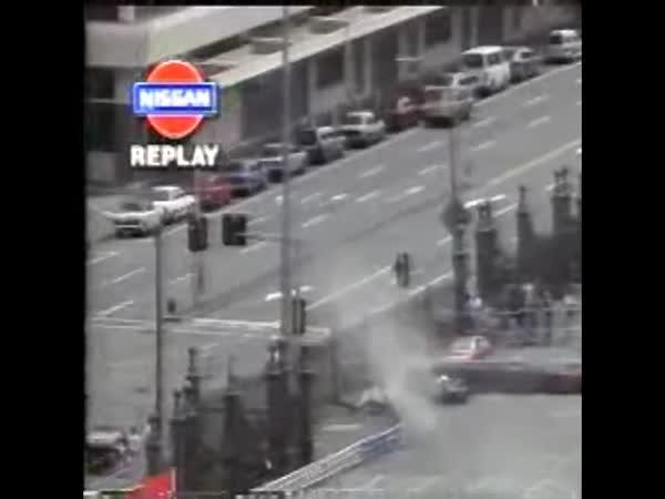 Formule - Nebezpečná pneumatika