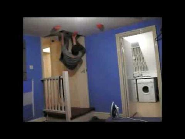 Jak doma trénují horolezci