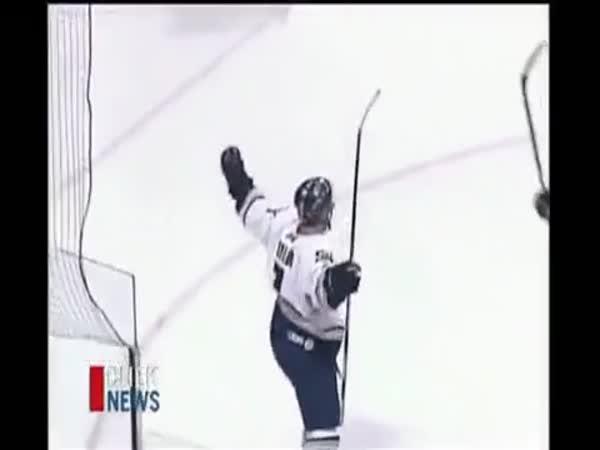 NHL - Nejkrásnější hokejový gól