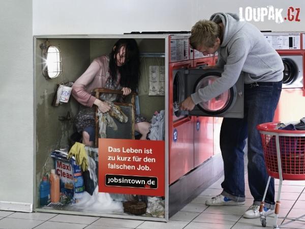 OBRÁZKY - Originální reklamy od jobsintown
