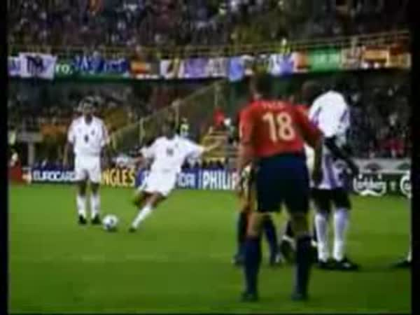 Fotbal - Zinedine Zidane
