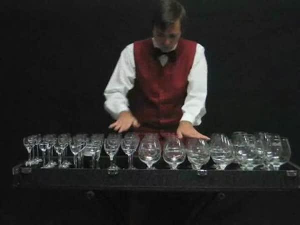 Hudba na skleničky - Čajkovskij