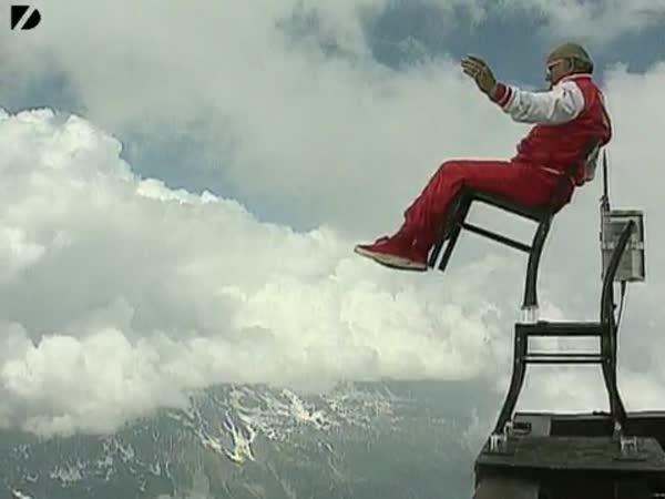 Henry Rochatin - Naprostý šílenec v Alpách