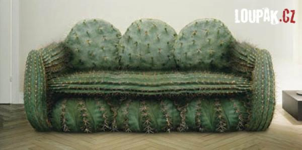 OBRÁZKY - Originální gauče a pohovky
