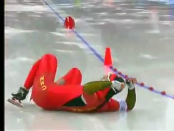 Kuriozní sportovní okamžiky - Olympiáda