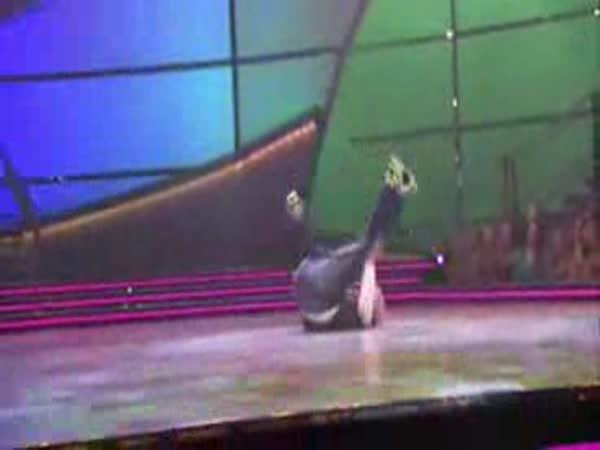 Borec - Tanečník breakdance