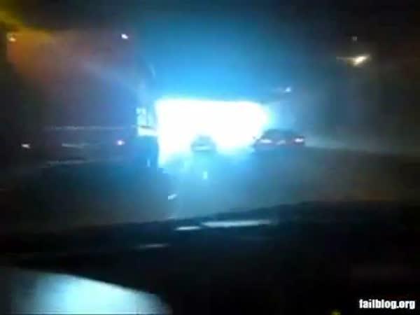 Blbec - Dodge Viper - nehoda