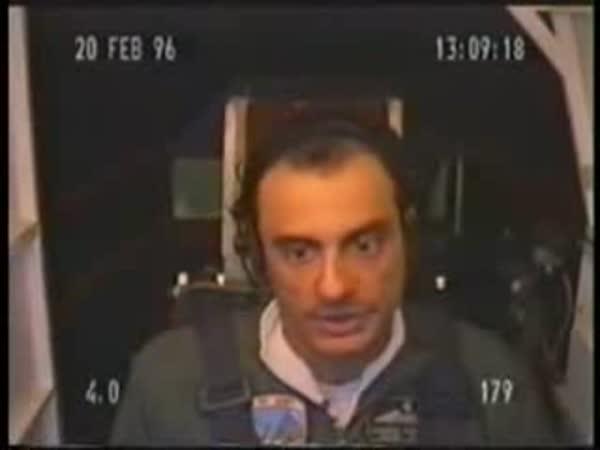 Trénink pilotů - přetížení (G síla)