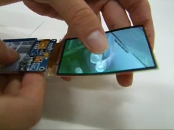 TEST - Displej pro mobilní telefon