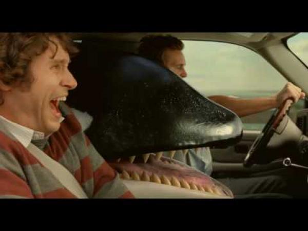 Bridgestone - záchrana velryby [reklama]