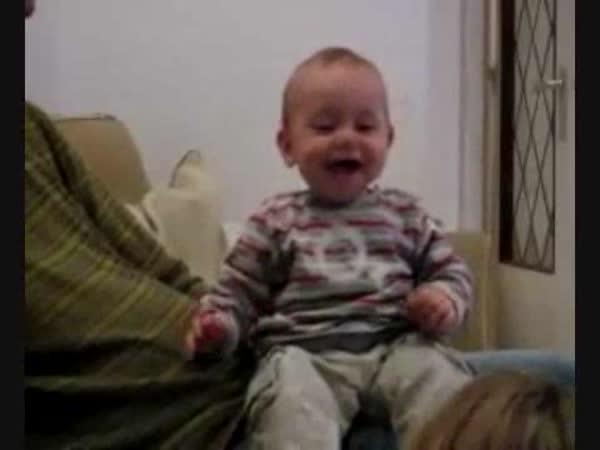 TOP 5 - Nejlepší dětský smích