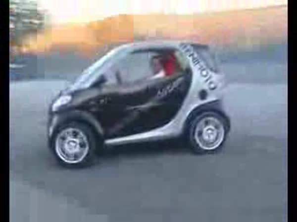 Suzuki Hayabusa + Smart