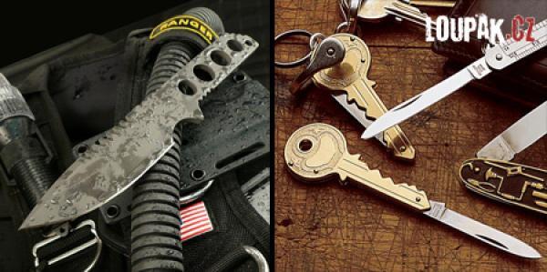 OBRÁZKY - Originální nože