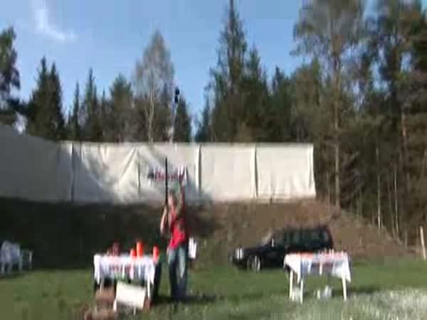 Borec - Sportovní střelba - Keneth Aspestrand
