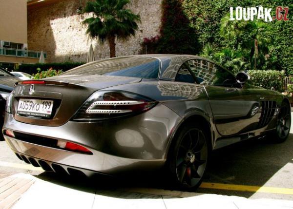 OBRÁZKY - Luxusní auta 2.díl