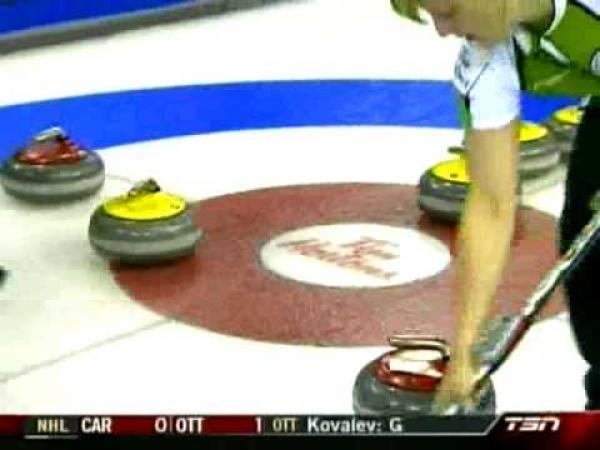 TOP 10 - Curling - nejlepší kameny