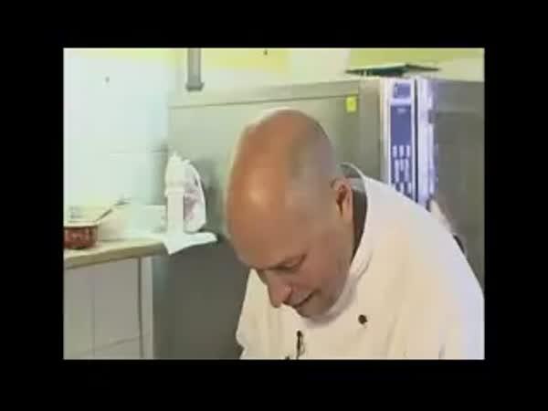 Zděněk Pohlreich - parodie Babica