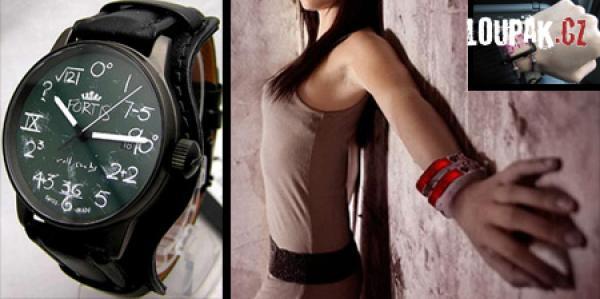 OBRÁZKY - Originální hodinky