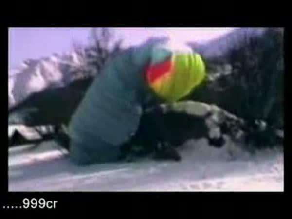 Domácí videa - nehody VII.