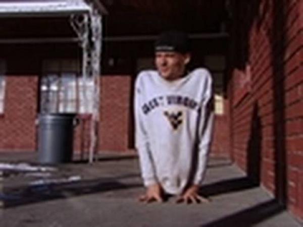 Kenny - Člověk bez poloviny těla