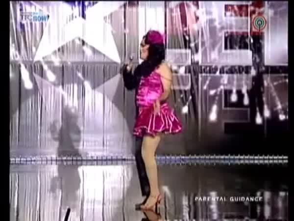 Show - Filipíny mají talent - Duet