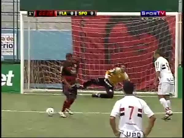 Futsal - Kuriozní penalta