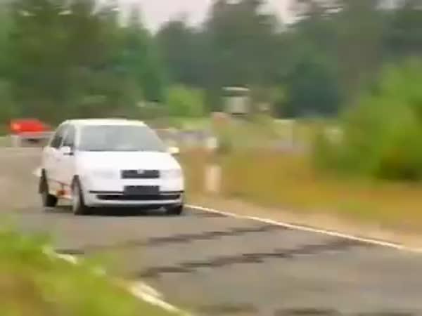 Škoda Fabia - Zátěžové testy