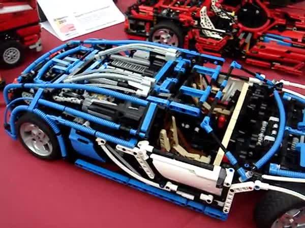 LEGO - Bugatti Veyron