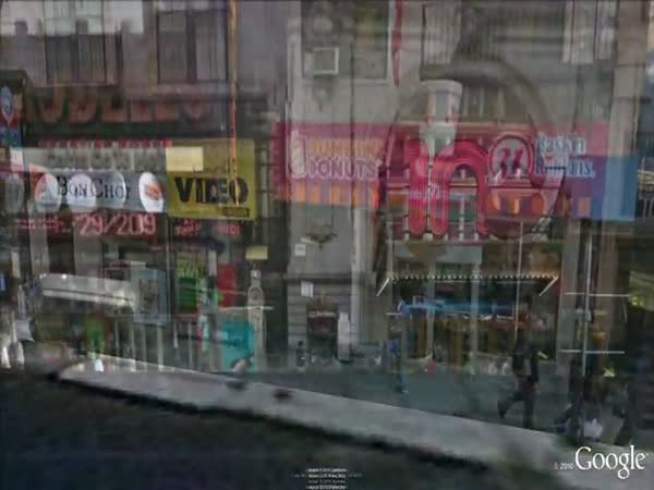Google Earth - New York 3D