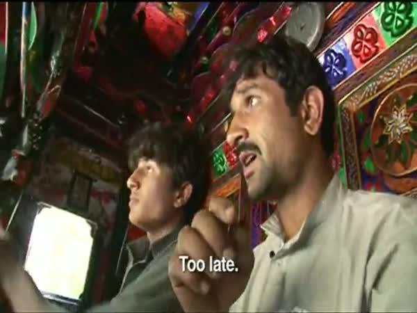 Pákistán - Tvrdá autoškola
