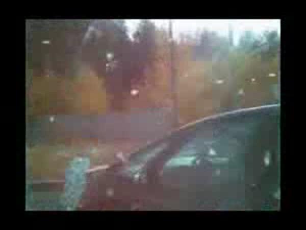 Idiot - Nepozorný řidič