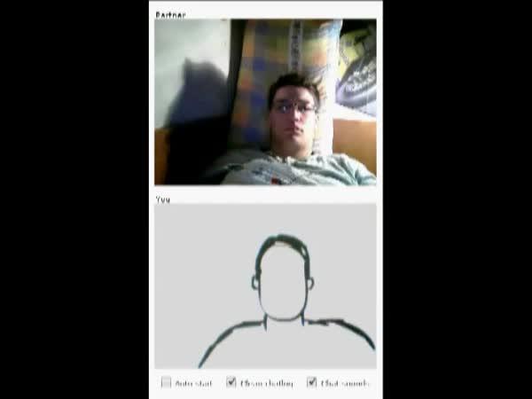 Videochat - Malování podle webkamery