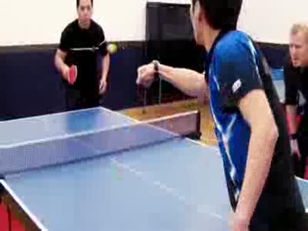 Ping Pong - skvělé kousky [kompilace]