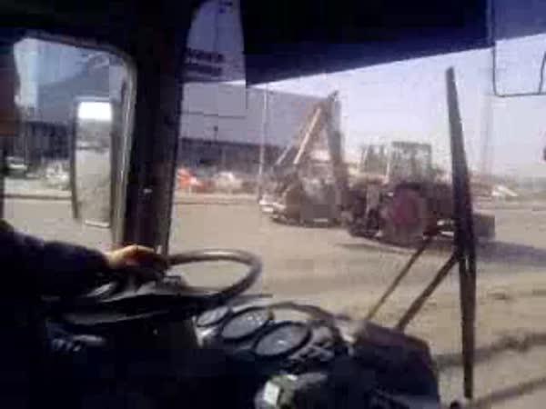 Šílený traktorista
